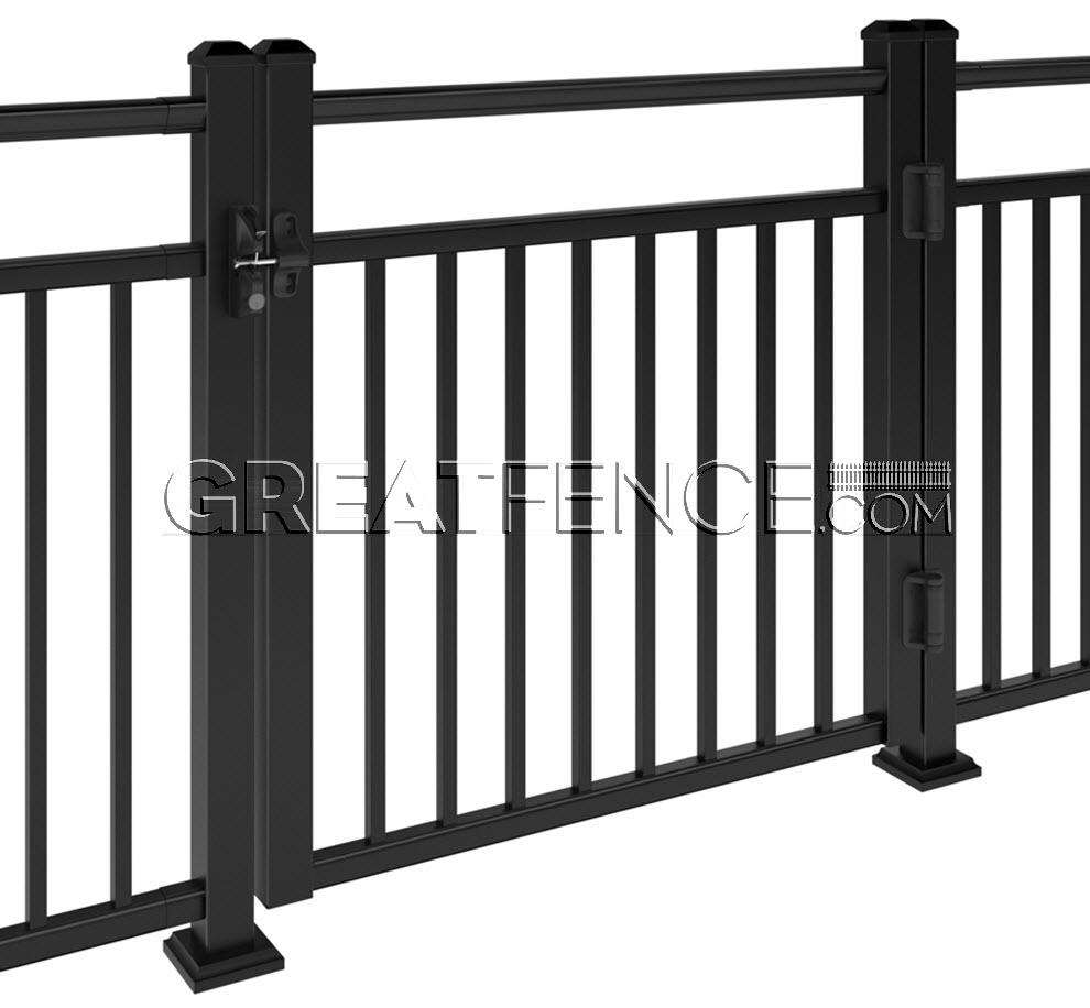 Signature /hand Railing - style 10 + 1 Extra Rail