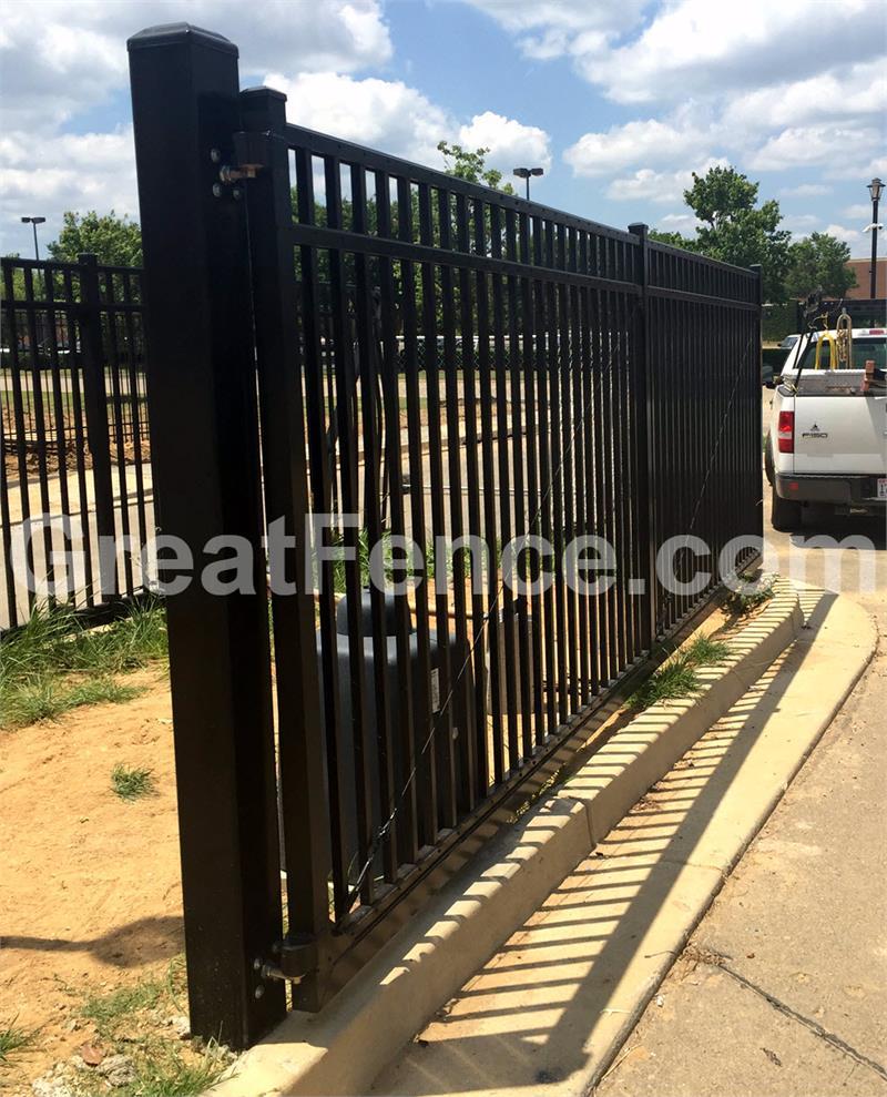 Large 6 steel Post